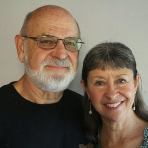 Lisa Rutherford and Paul Van Dam
